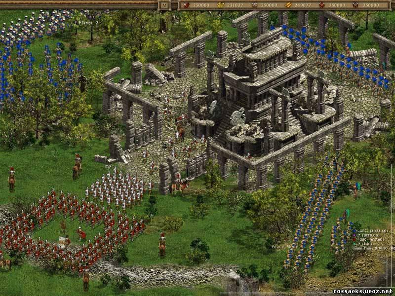 Скачать игру казаки завоевание америки