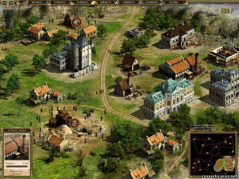скачать игру казаки 2 битва за европу - фото 2