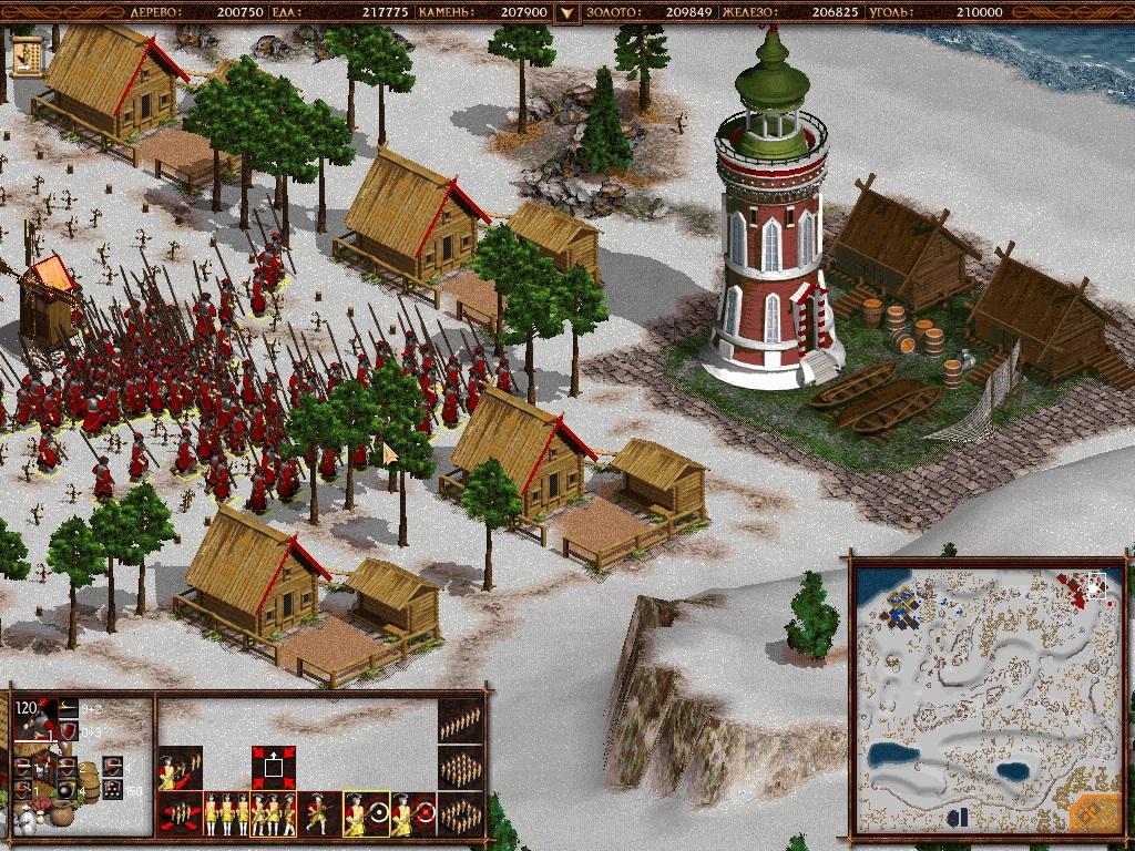 Cossacks снова война скачать торрент